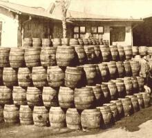 Редки архивни снимки на Прошек