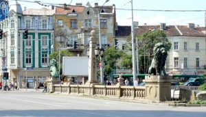Съвременна снимка на Лъвов мост